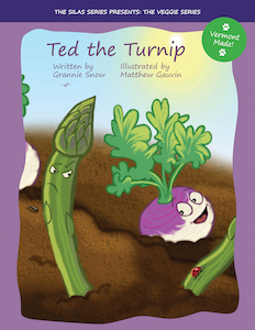 Ted The Turnip